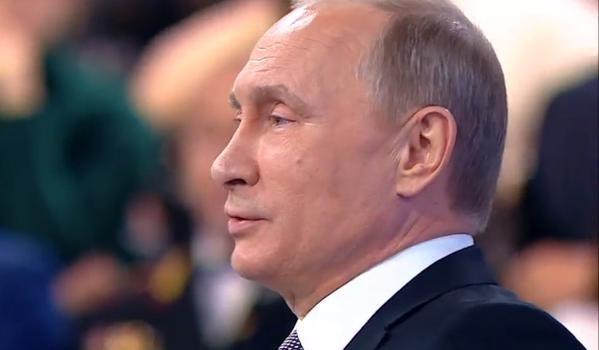 """Ông Putin: """"Nhân dân Nga và Ukraine là một"""""""