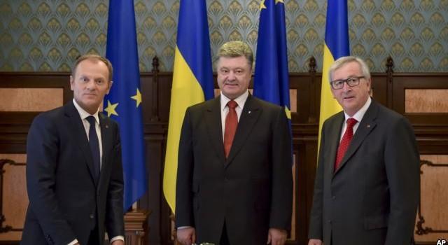 Ukraine sẵn sàng gia nhập khối Liên minh Châu Âu 5 năm tới