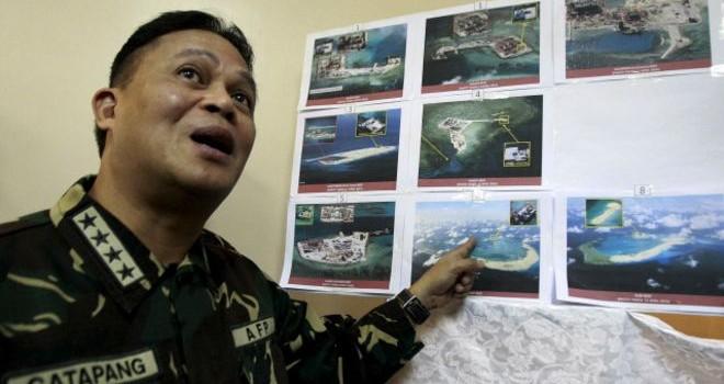 """Biển Đông: Philippines """"thách Trung Quốc đưa ra bằng chứng"""""""