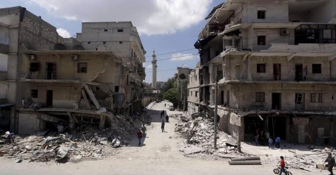 Syria: Liên minh ném bom lầm, hơn 50 thường dân thiệt mạng
