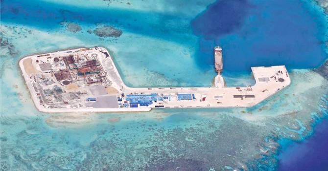 Mỹ bác đề nghị phi pháp của Bắc Kinh về sử dụng các đảo ở Biển Đông