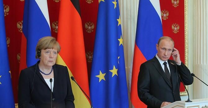 Truyền thông Nga: Bà Merkel tuyên bố sẵn sàng hợp tác với Nga