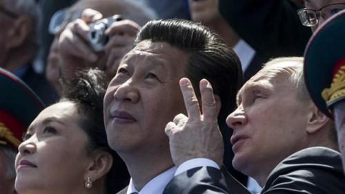 """Nga - Trung Quốc, """"hữu nghị thắm thiết"""" hay liên minh cơ hội?"""