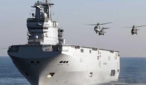 Báo Nga: Một tổ chức Pháp phản đối việc đánh đắm Mistral của Nga