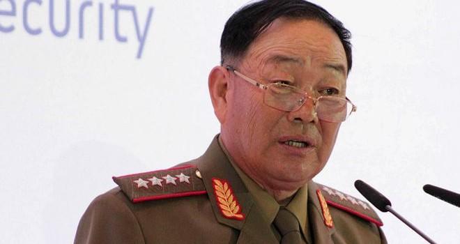 Tình báo Hàn Quốc: Bộ trưởng Quốc phòng Triều Tiên có thể bị hành quyết
