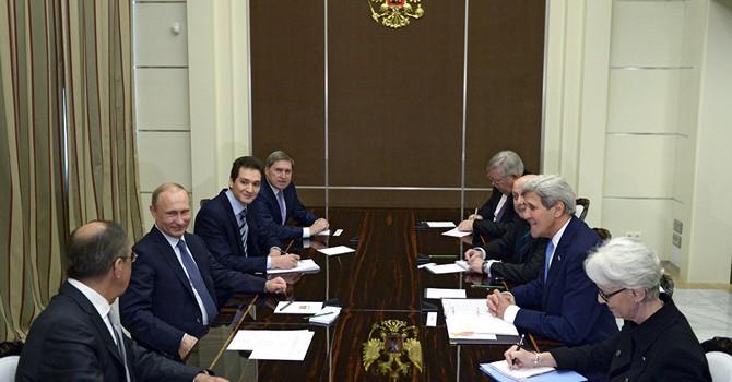 Tiết lộ nội dung cuộc gặp giữa Ngoại trưởng Mỹ và ông Putin