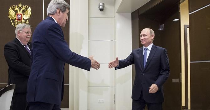 """Mỹ phát tín hiệu muốn """"làm lành"""" với Nga?"""