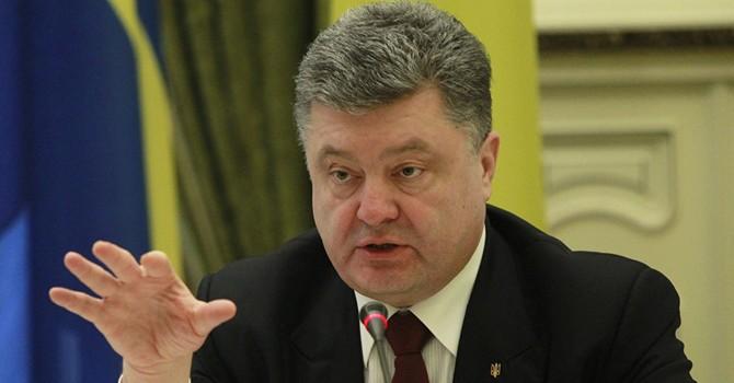 """Tổng thống Ukraine gọi Hiệp định Minsk là """"ngừng bắn giả"""""""