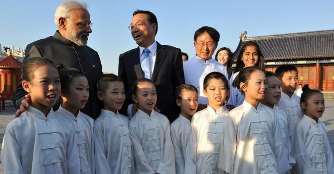 """Trung Quốc - Ấn Độ: """"Kình địch truyền kiếp, đối tác bắt buộc"""""""