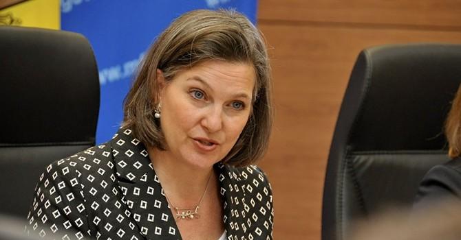 Trợ lý Ngoại trưởng Mỹ tới Moscow để bàn thực hiện thỏa thuận Minsk