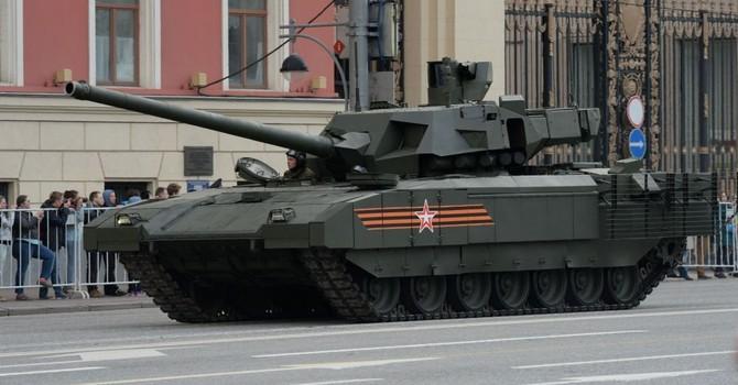 """""""Siêu"""" xe tăng T-14 Armata giá 8 triệu USD của Nga nguy hiểm cỡ nào?"""