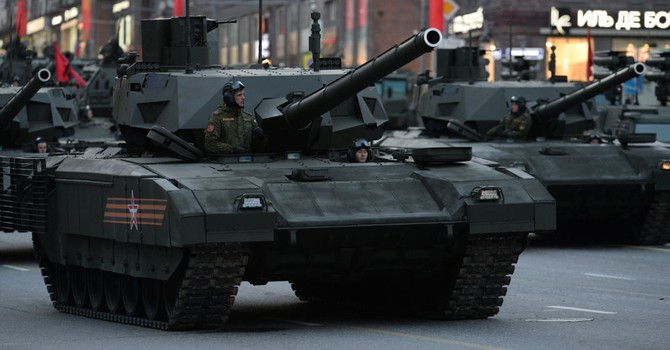 """Đức-Pháp định ra đời mẫu đối thủ của """"siêu"""" tăng Nga Armata"""