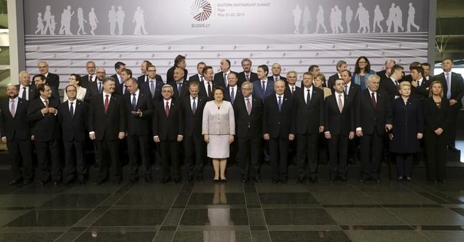 6 nước Liên Xô cũ lên án Nga sáp nhập Crimea của Ukraine