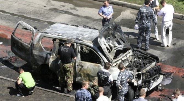 Chỉ huy hàng đầu của quân ly khai Ukraine thiệt mạng ở miền Đông