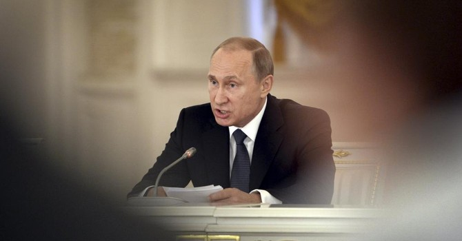 """Mỹ lên tiếng phản đối Nga ra luật cấm các tổ chức """"thù nghịch"""""""