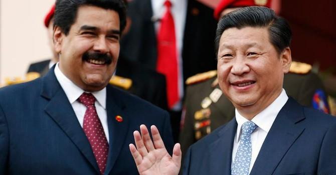 """Khi Trung Quốc vươn """"vòi bạch tuộc"""" đến """"sân sau"""" của Mỹ"""