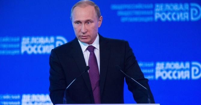 """Ông Putin tuyên bố cấm cửa doanh nghiệp Nga """"lobby"""" để thu lợi"""