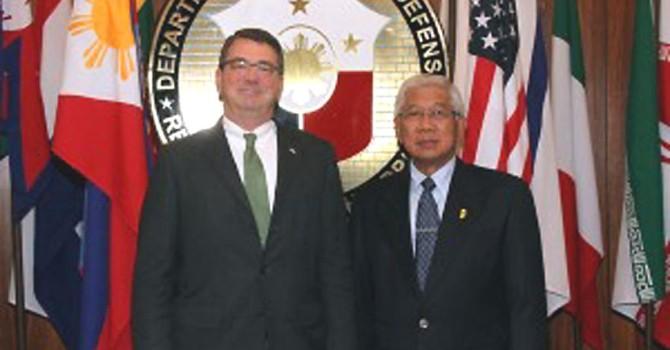 Mỹ khẳng định bảo vệ Philippines chống tham vọng Trung Quốc