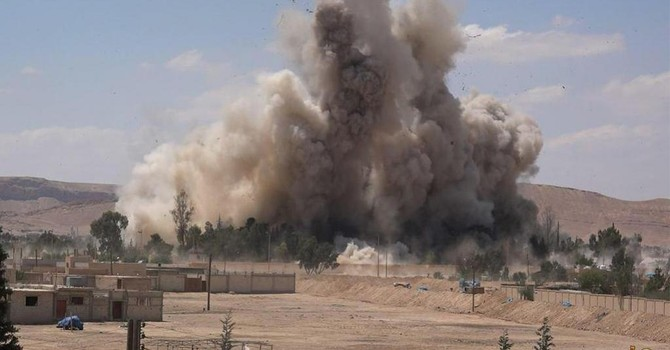 Phá nhà tù Palmyra, IS tấn công vào biểu tượng của chế độ Bachar al Assad