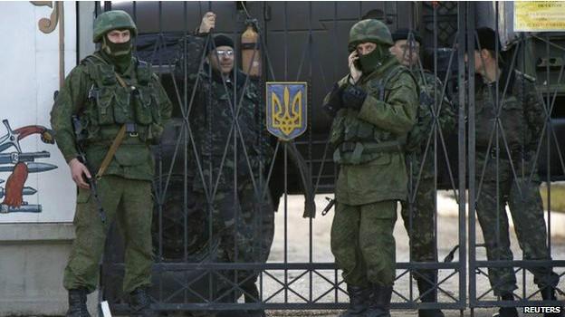 Nhật Bản và EU thỏa thuận không công nhận Crimea thuộc Nga