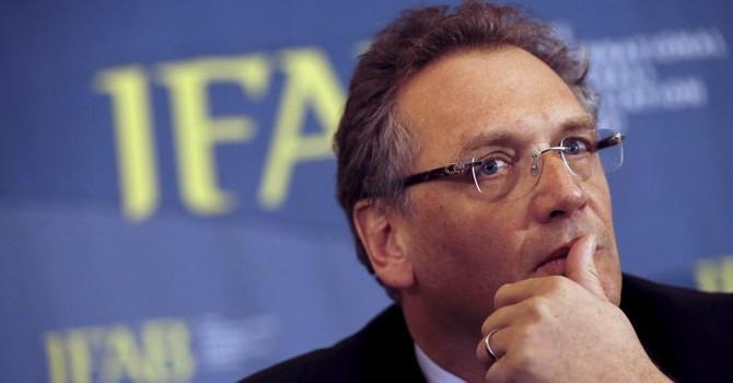 """Thân tín của Chủ tịch FIFA và vụ chuyển 10 triệu USD """"bí ẩn"""""""