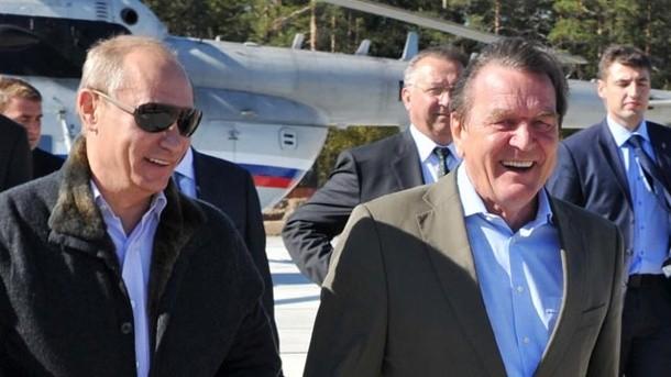 """Ông Schroeder: """"G-7 sai lầm khi không mời Nga dự thượng đỉnh"""""""