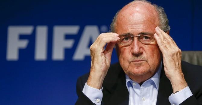 """Ông Blatter: """"Dường như không phải tất cả đều ủng hộ tôi"""""""