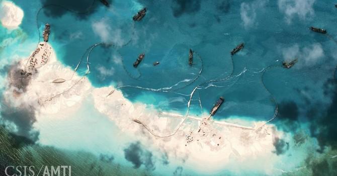 """""""G-7 sẽ bày tỏ quan ngại về tình hình Biển Đông"""""""