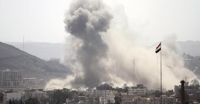 Liên quân Ả Rập oanh tạc phiến quân ở Yemen sau vụ bắn tên lửa sang Saudi Arabia