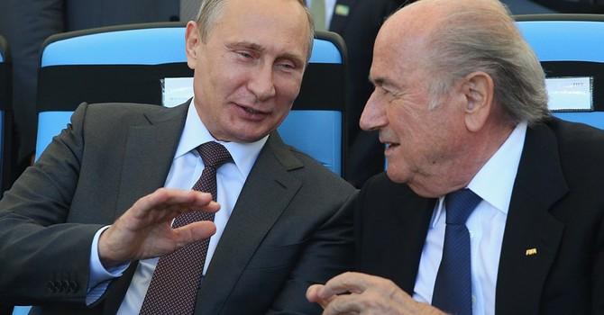 Vụ tham nhũng ở FIFA: Vở kịch dàn dựng để chống lại Nga?