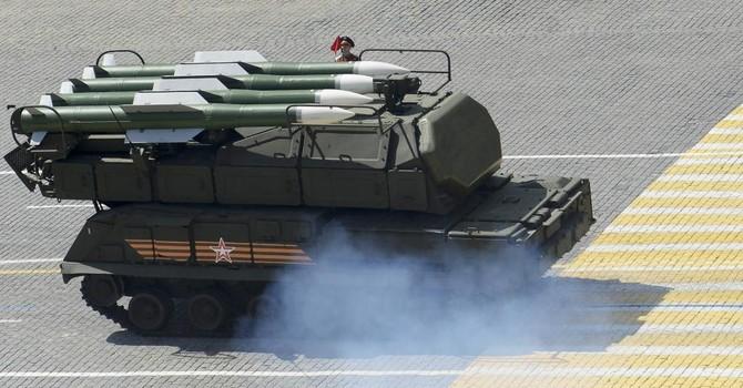 Mỹ tính triển khai thêm tên lửa đất đối đất sát Nga
