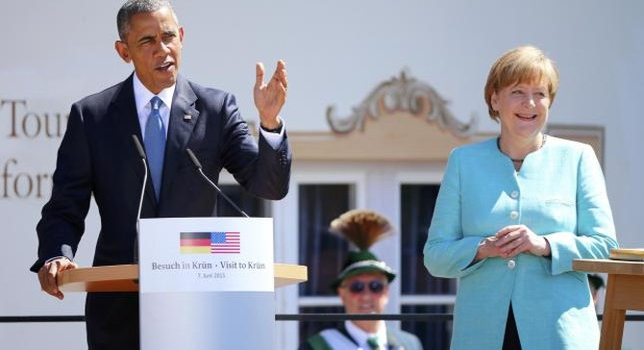 """Nhóm G-7 sẽ """"nhắc nhở"""" Trung Quốc về tình hình Biển Đông"""