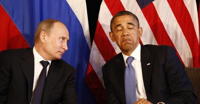"""Ông Obama cáo buộc ông Putin """"ôm mộng"""" tái lập hào quang Liên Xô cũ"""