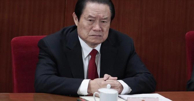 Cựu lãnh đạo Trung Quốc Chu Vĩnh Khang bị án tù chung thân