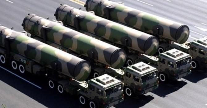 """Răn đe bằng tên lửa siêu thanh, Bắc Kinh muốn Mỹ """"nhẹ tay"""" ở Biển Đông?"""