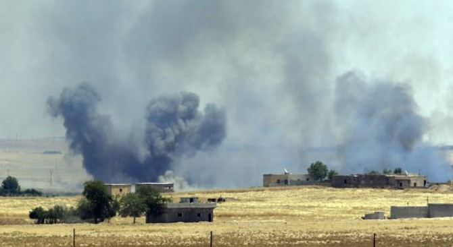 Lực lượng người Kurd tiến sát thị trấn Syria do IS kiểm soát