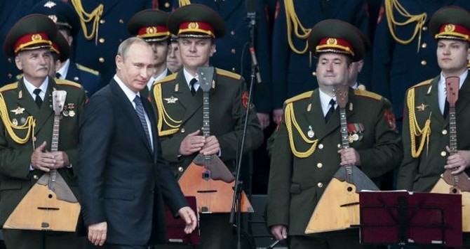 """Lộ 40 tên lửa hạt nhân, ông Putin """"tung đòn"""" dọa Mỹ?"""