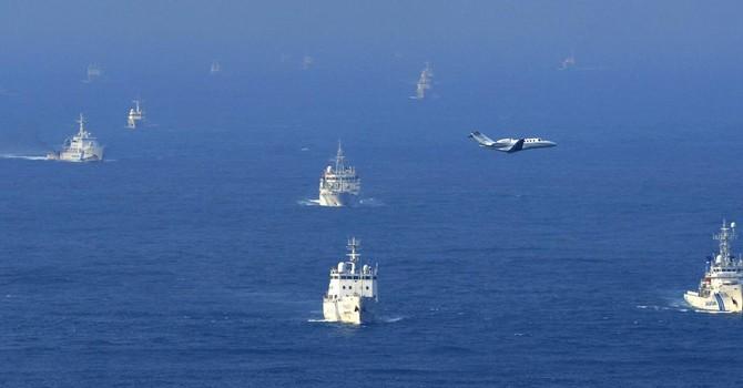 """Bắc Kinh hô """"biến"""" đội tàu dân sự cho mục đích quân sự khi cần"""