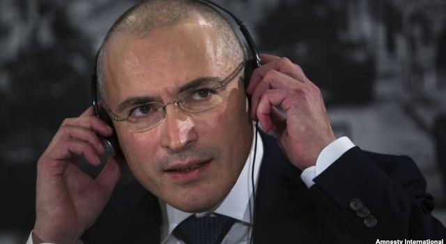 Nga sẽ phải bồi thường 50 tỷ USD cho tập đoàn Yukos của Khodorkovsky?