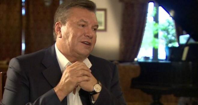 """Ông Viktor Yanukovych: """"Dinh thự xa hoa ở Kiev không phải của tôi"""""""