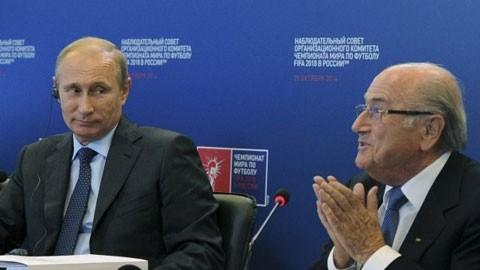 Chính phủ Nga âm thầm cắt giảm tiền rót cho World Cup 2018