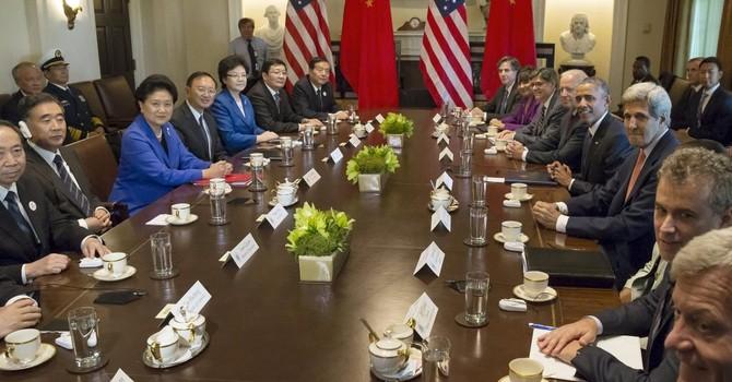 Ông Obama: Trung Quốc phải làm giảm căng thẳng Biển Đông