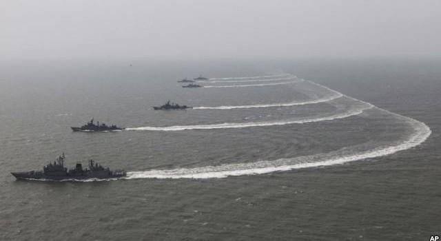 Quân đội Hàn Quốc nổ súng cảnh cáo tàu tuần duyên Triều Tiên