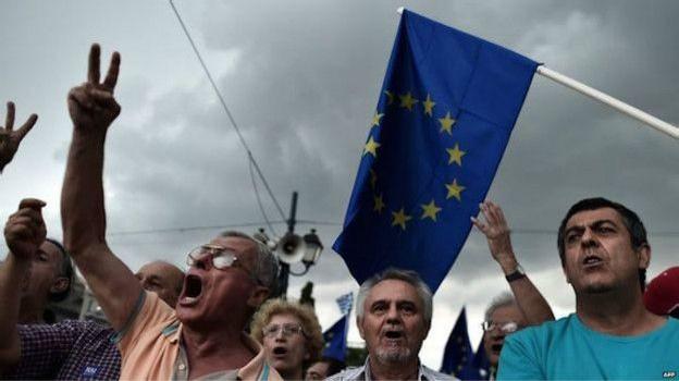 Không trả được nợ cho IMF, Hy Lạp trong cơn bĩ cực