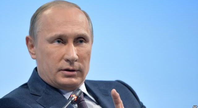 """Tổng thống Nga """"nhắn nhủ"""" gì ông Obama nhân ngày quốc khánh Mỹ?"""