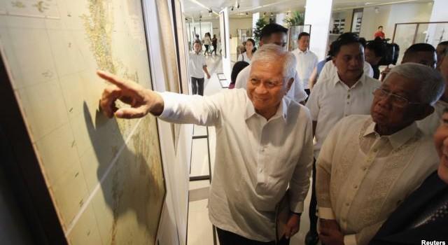 """Philippines tự tin sẽ """"quật ngã"""" Trung Quốc trong vụ kiện về Biển Đông"""