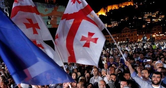 """Phương Tây """"nuốt lời"""", Nga đang có cơ hội ở Gruzia?"""