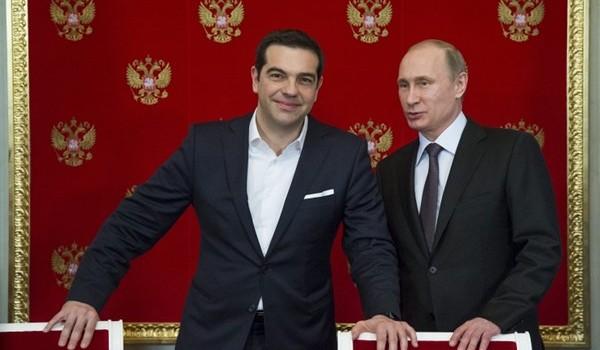 """Nga đã nghe thấy tín hiệu """"cầu cứu"""" của Hy Lạp!"""