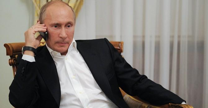 Ủng hộ nhân dân Hy Lạp, ông Putin điện đàm với Tổng thống Pháp về nợ Athens
