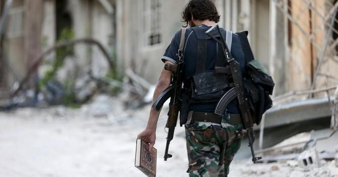 IS phản công, chiến sự ác liệt ở miền Bắc Syria